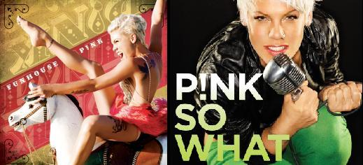 So what if pink had tricked her ex into acting in her new MV   Some ...